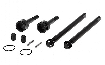 GM52109S Gmade Front Drive CVA Kit x2 for GS01 Axle