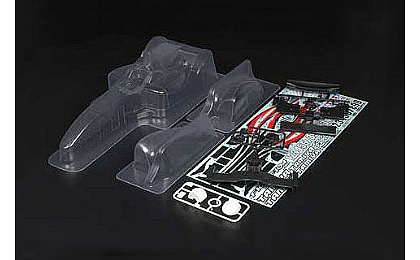 0555118 Tamiya F104 Body with Side Pontoons