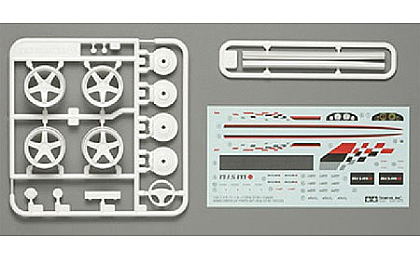 12608 Tamiya Nismo GT-R Dress Up Parts
