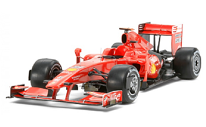 20059 Tamiya Ferrari F60 with Photo Etched Parts