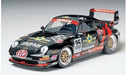 fusion hobbies tamiya taisan porsche 911 gt2 24175 plastic model car. Black Bedroom Furniture Sets. Home Design Ideas