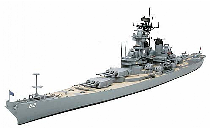 31614 Tamiya US Navy Battleship BB-62 New Jersey