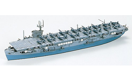 31711 Tamiya US Escort Carrier CVE-9 Bogue