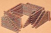 35028 Tamiya Brick Wall Set