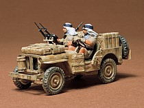 35033 Tamiya British SAS Jeep