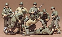 35048 Tamiya US Infantry European Theater