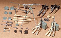 35111 Tamiya German Infantry Weapons Set