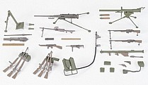 35121 Tamiya US Infantry Weapons Set