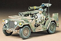 35125 Tamiya US M151A2 with TOW Missile Launcher