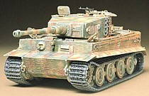 35146 Tamiya German Tiger 1 Late Version