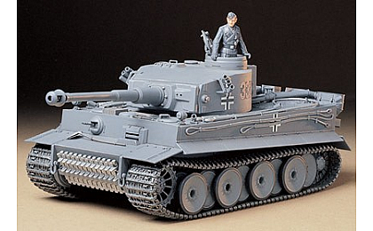 35216 Tamiya German Tiger 1 Early Production