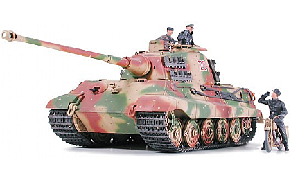 35252 Tamiya King Tiger - Ardennes Front