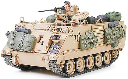 35265 Tamiya US M113A2 Armored Personnel Carrier - Desert Version