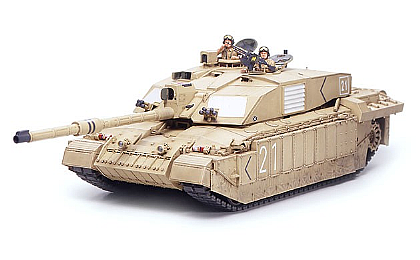 35274 Tamiya British MBT Challenger 2 - Desertised