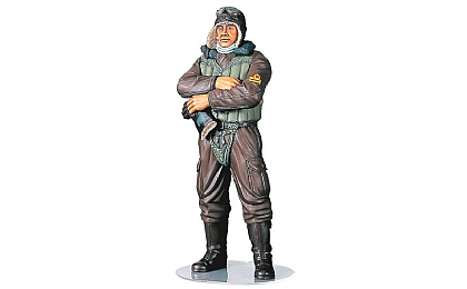 36312 Tamiya Japanese Fighter Pilot - WWII Imperial Navy