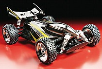 47355 Tamiya Dual Ridge - TT02B Black Metallic