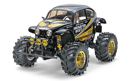 47419 Tamiya Monster Beetle Black Edition