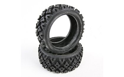 50476 Tamiya Rally Block Tyre x2