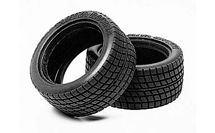 50568 Tamiya M-Chassis Radial Tyre x2
