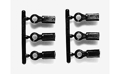 50596 Tamiya 5mm Adjuster x6