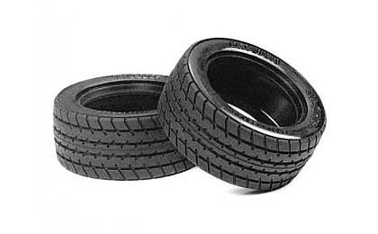 50684 Tamiya M-Chassis 60D M-Grip Radial Tyre x2
