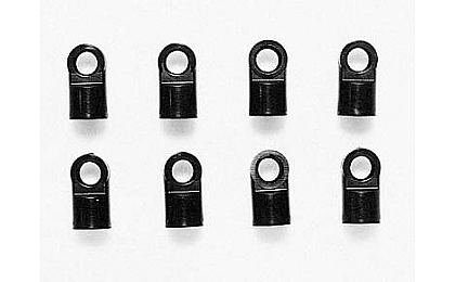 50797 Tamiya 5mm Short Adjuster (8Pcs)