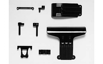 51078 Tamiya DF-02 D Parts - Bumper