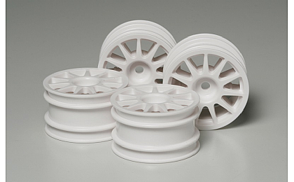 51237 Tamiya Swift Super 1600 Wheels X 4