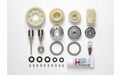 53267 Tamiya TA03 Ball Differential Set