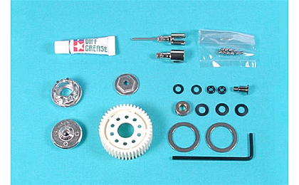 53863 Tamiya DT-02 Ball Differential Set