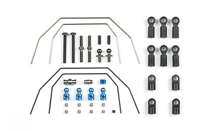 54295 Tamiya M06 Stabiliser Set - Front & Rear