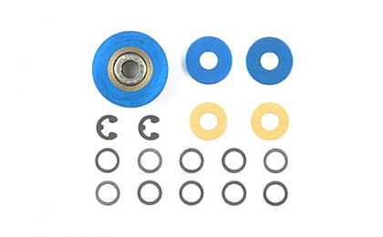 54302 Tamiya TA-06 Centre One-Way Pulley (18T)