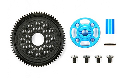 54500 Tamiya TT-02 High Speed Gear Set - 68T