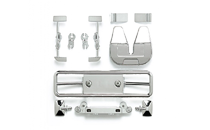 54828 Tamiya On Road Racing Truck H Parts (Chrome Plated)