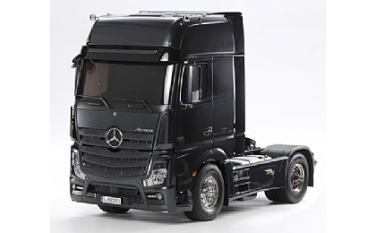 56342 Tamiya Mercedes-Benz Actros 1851 GigaSpace Black Edition