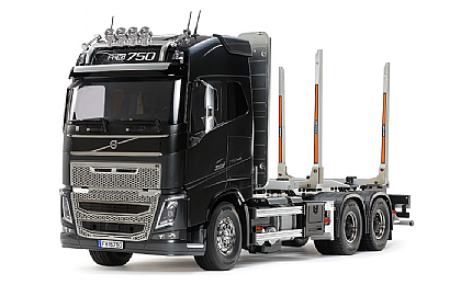 56360 Tamiya  Volvo FH16 Globetrotter 750 6X4 Timber Truck