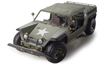 58004 Tamiya XR311 Combat Support Vehicle