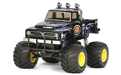 58547 Tamiya Midnight Pumpkin Black Edition