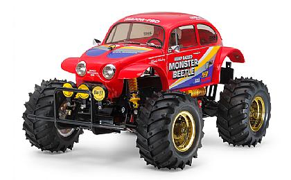 58618 Tamiya Monster Beetle