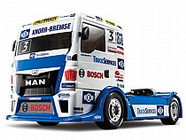 58632 Tamiya Team Hahn Racing MAN TGS - TT01 Type E