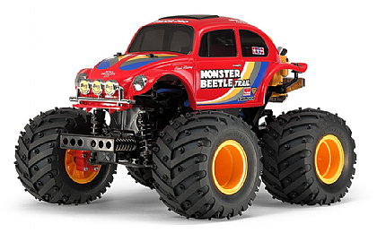 58672 Tamiya Monster Beetle Trail - GF-01TR