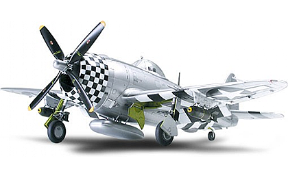 61090 Tamiya Republic P-47D Thunderbolt - Bubbletop