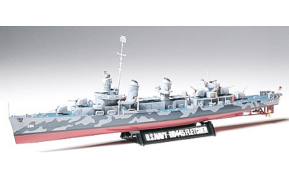 78012 Tamiya US Navy DD445 Fletcher