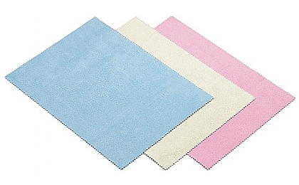 87090 Tamiya Compound Applicator Cloth - 3 Colour Set