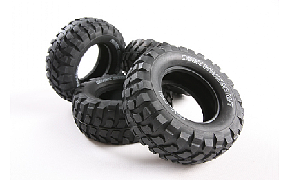 9400462 Tamiya Tyre x4 for 58372