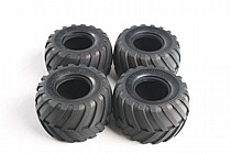 9805213 Tamiya Tyre (1 Set) for 58205