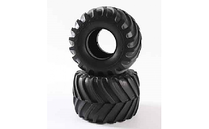 9805226 Tamiya Tyre x2 for 58065